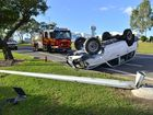 Horror unfolds on Qld roads: two deaths, two lucky escapes