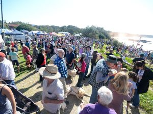 Market stalls part of Emerald Beach fair's fresh focus plan