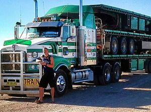 Trucks to move freely in Downs