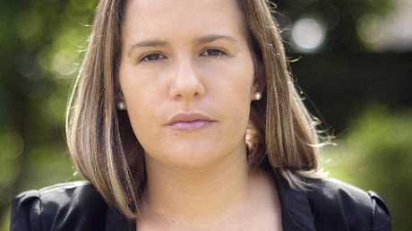 Raphaela Rosella self portrait.