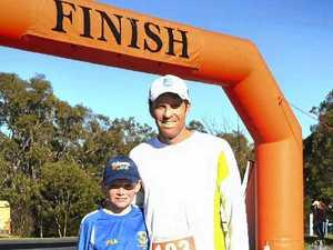 Teenager up to the half-marathon challenge