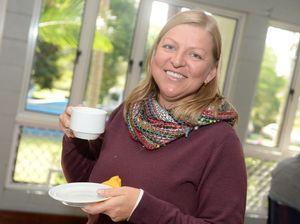Miriam Vale morning tea
