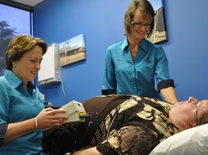 Clinic's new addition helps in vital early detection