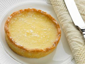 Create a zesty winter treat with this delicious citrus tart