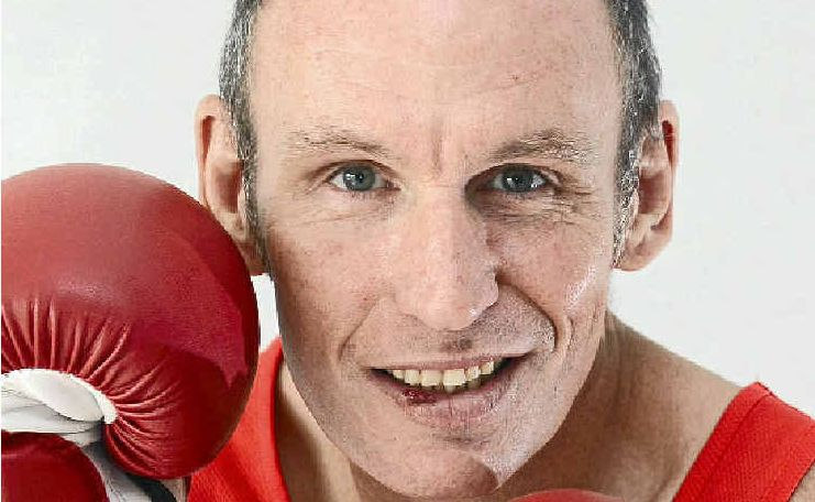 Boxer Gavin Begbie of Woodburn will compete in the Woodburn Evans Head RSL Boxing Club Amatuer Fight Night this Saturday.