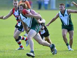 Saints march on Mudcrabs as O'Shea boots seven goals