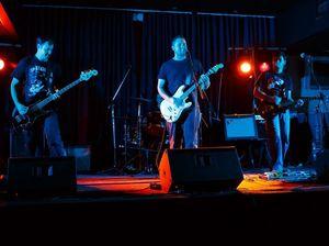 EP launch rocks night away at Hervey Bay Hotel