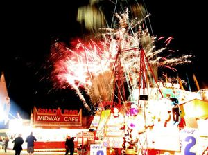 Yeppoon Show to go off with bang with record budget in hand