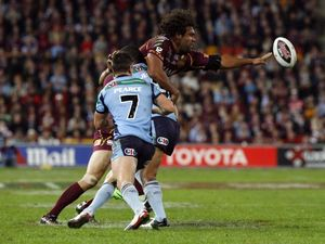 Moore tips tough test from Blues in first State of Origin