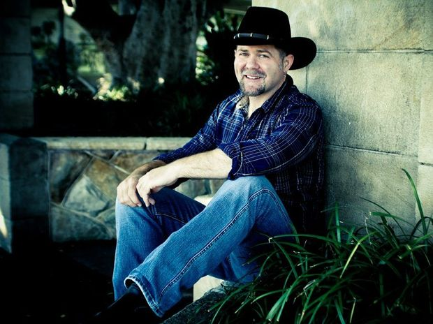 Bundaberg's Justin Standley is looking forward to releasing his album in Bundaberg with a special show at the Moncrieff Theatre on June 15.