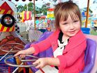SHOWTIME: Everley Baker at the Bundaberg Show. Photo: Max Fleet / NewsMail