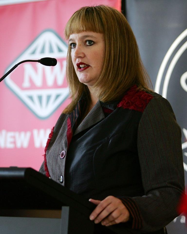 New Zealand Netball CEO Raelene Castle.