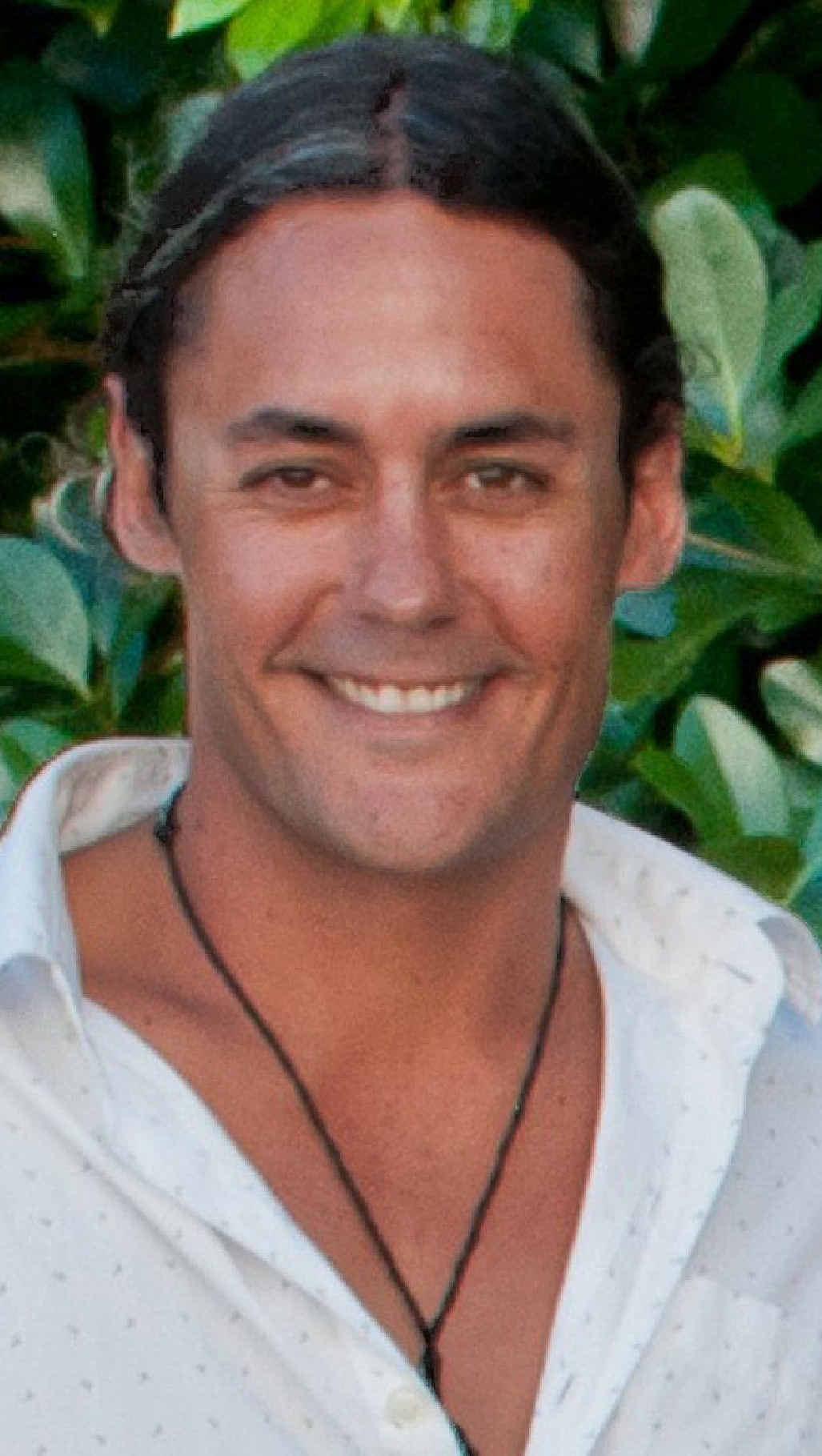 Matthew Shrimpton has been missing at sea since Saturday night.