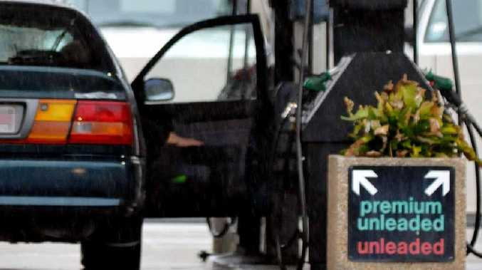 Mackay motorists may have to pre-purchase fuel in the future as service stations take steps to overcome an increase in the number of petrol drive-offs.