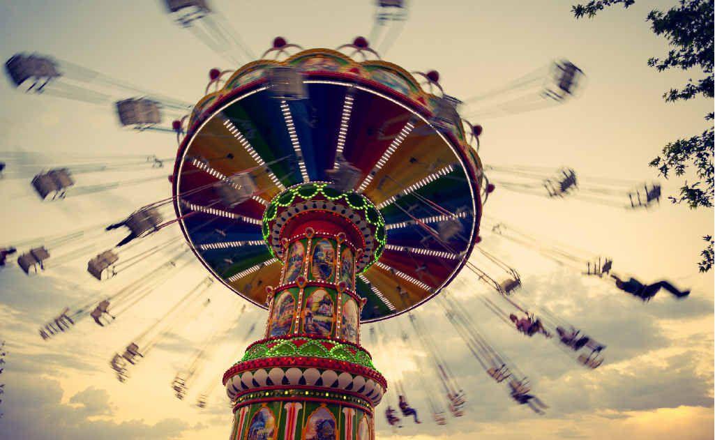Are mobile amusement rides safe enough?