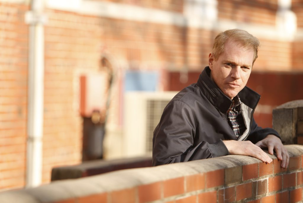 Noah Emmerich stars in the new Channel Ten show The Americans.
