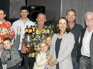 Sailors honoured as PCSC celebrates end of racing season