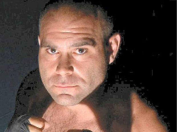 Caloundra City Boxing's Marco Monaco.