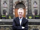 Adrian Raine pictured outside Wandsworth Prison.