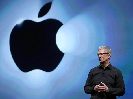 """Apple's Tim Cook: """"There's a lot of really cool things there."""""""