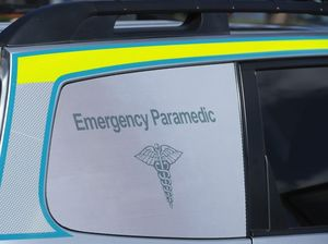 Man treated for burns following North Lakes unit fire