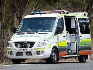 Woman injured in horse riding accident