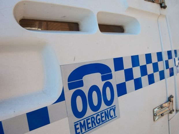 A police officer was glassed during a nasty domestic at Boultwood St on Sunday evening.