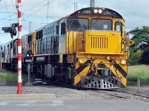 Freight train derails on Southern Downs
