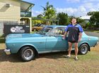 Hansford's restore Ford Fairmont XR 1996 into dream car