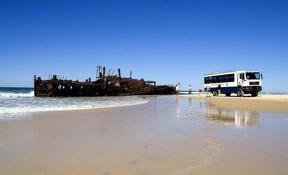 Fraser Explorer Tours and Cool Dingo Tours have been awarded certificates of excellence from TripAdvisor.