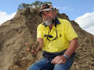 John lives up to name of his 'Prophet Gold Mine'