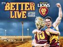 Watch the Brisbane Lions as they take on Colllingwood at The Gabba on Saturday July 6!