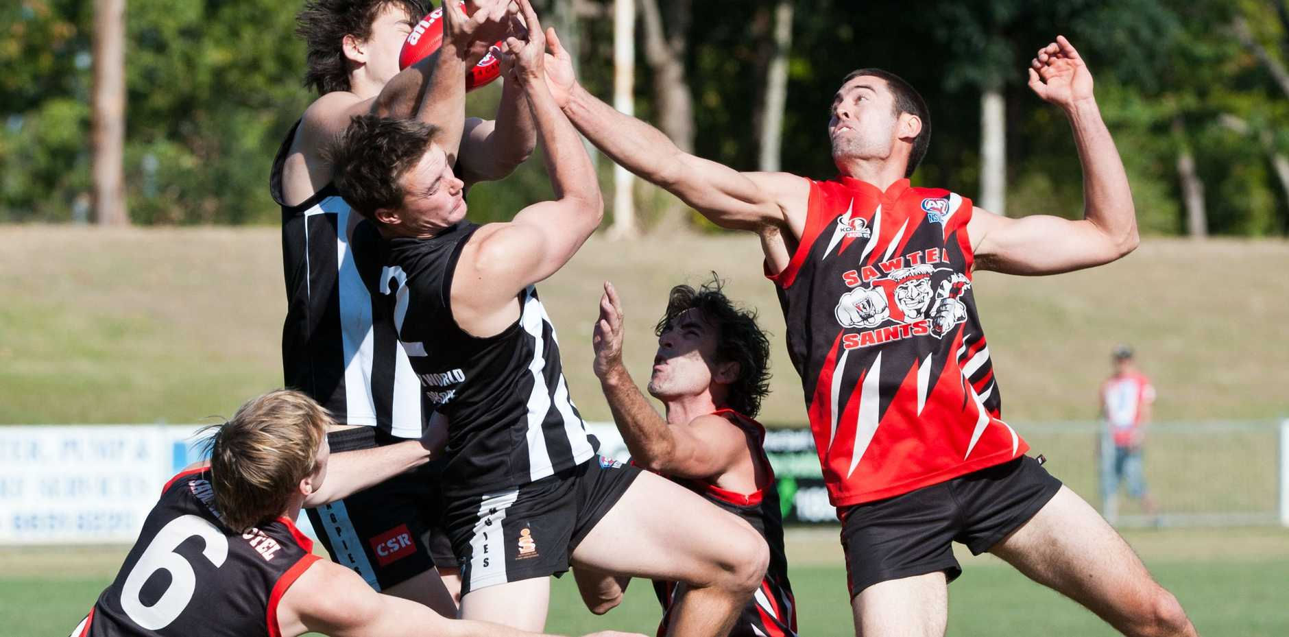 Sawtell gave it their best shot but there was no happy ending to today's visit to Wayne Richards Park to play Port Magpies.