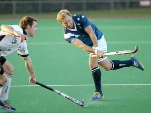 It's double the action as FNC A-grade men's hockey resumes