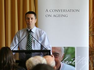 Labor candidate makes care of ageing a Cowper election issue