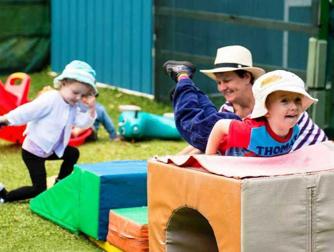 The Abbott government has brought in new funding assessment criteria for family day care centres.