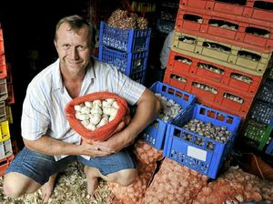 Former grocers tread a path of garlic to business growth