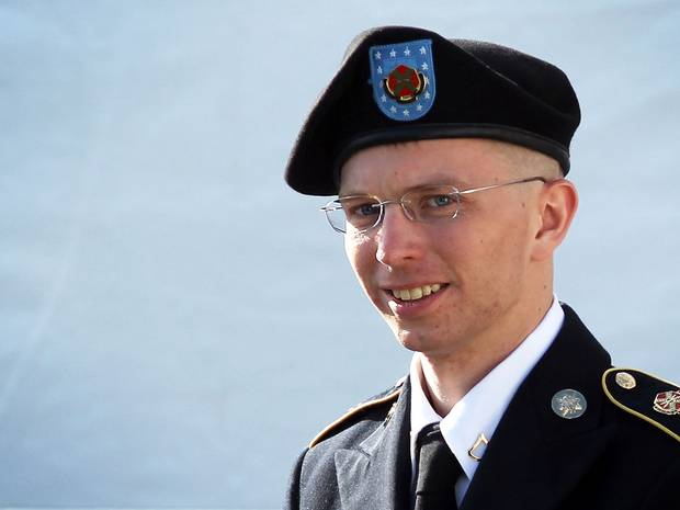 Private Bradley Manning