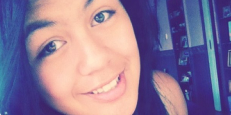 Victim Mihinui Tamiana was meant to be sleeping over at a friend's home, her grandfather says. Photo / Supplied