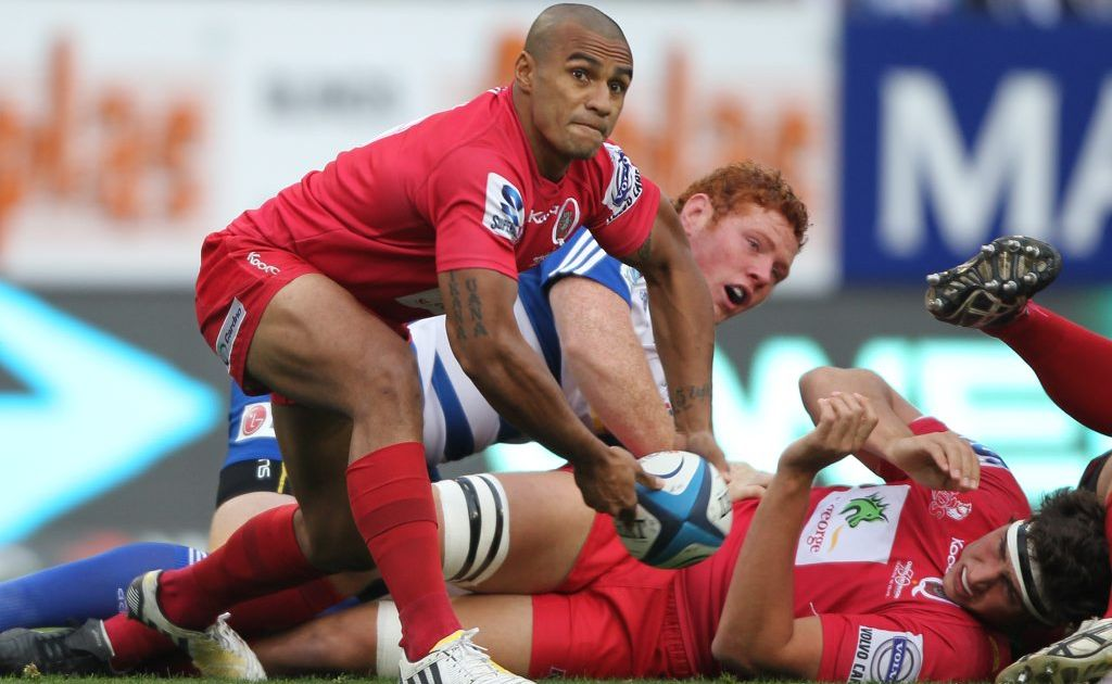 Qld Reds and Wallabies player Will Genia is one of the stars of world rugby.