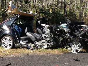 Latest crash reinforces the dangers on the roads