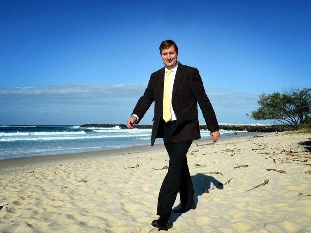 Clive Palmer has announced that Phil Allen, candidate for Richmond, will sit on the front bench if the party is successful at the federal election.