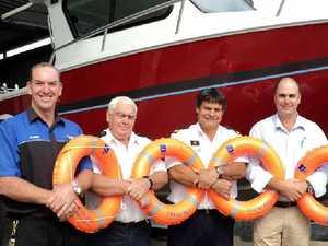 Lifeline for coast guard
