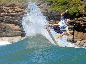 Teen surfer Hing primed to produce best effort yet in titles