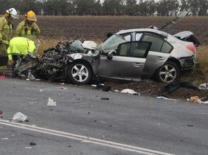 Third person dies after horrific Warrego Hwy crash