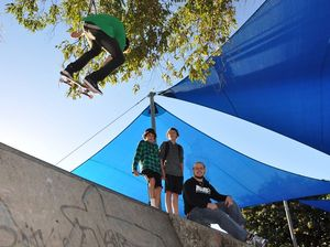 Frustation ends soon for Yeppoon skaters waiting for park