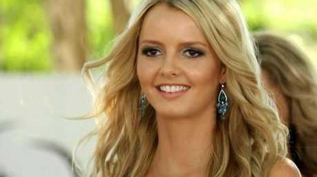 Shontina Rose Rickeard is a finalist in Miss Universe Australia Queensland.