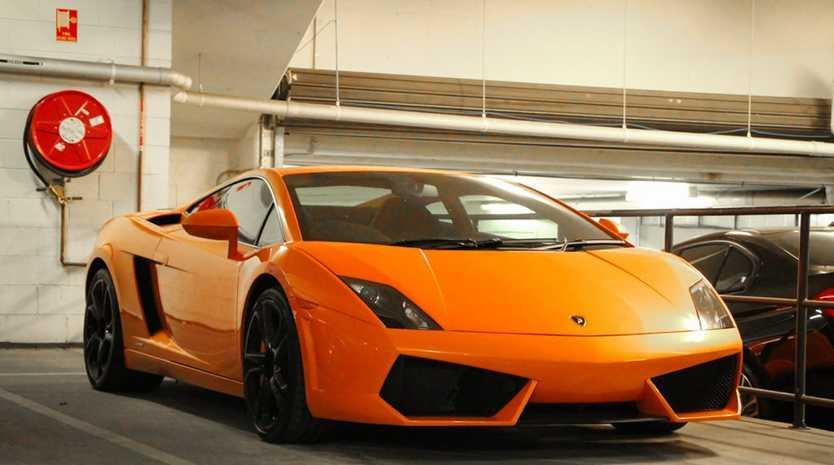 Super Hot Lamborghini Gallardo Lp550 2 Chronicle