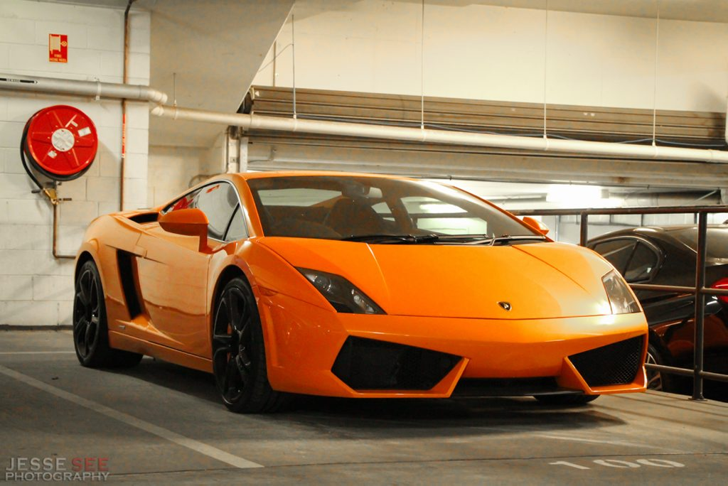 The 2012 Lamborghini Gallardo LP550-2.