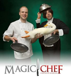 The Magic Chef is a cooking themed magic show catered for all children young and old.   We will be hosting two daily shows at 10am and 12pm, 24-28 June.